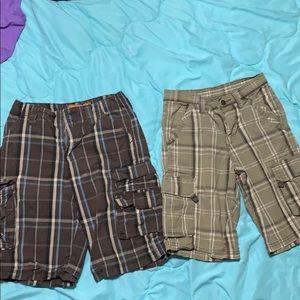 Boy's shorts -2 pair